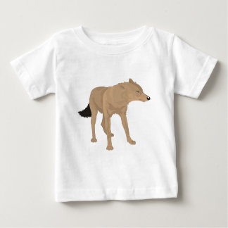 Lone Wolf -Mystery Canine! Baby T-Shirt