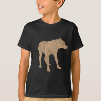 Lone Wolf -Mystery Canine! T-Shirt
