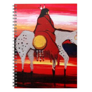 Lone Wolf Notebook