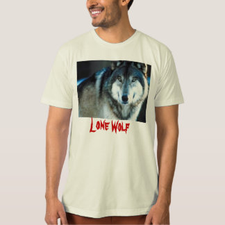 Lone Wolf T Shirt