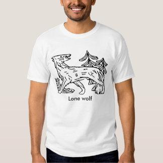 Lone wolf tees