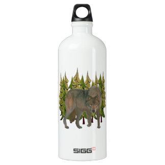 Lone Wolf Water Bottle