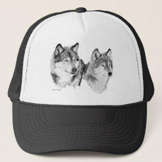 Lone Wolves Trucker Hat