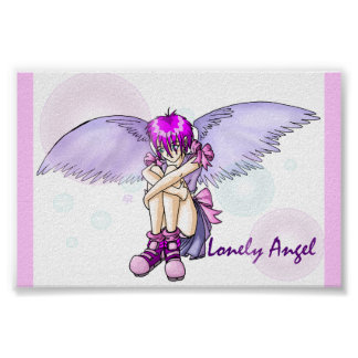 Lonely Angel #1 Poster