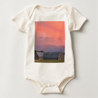 Lonely Barn Baby Bodysuit