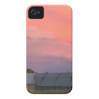 Lonely Barn iPhone 4 Cases