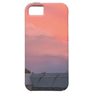 Lonely Barn iPhone 5 Cover