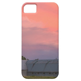 Lonely Barn iPhone 5 Covers