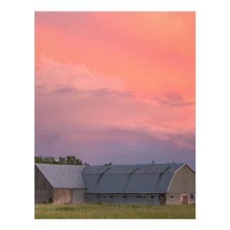 Lonely Barn Letterhead