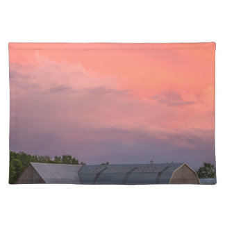 Lonely Barn Placemat