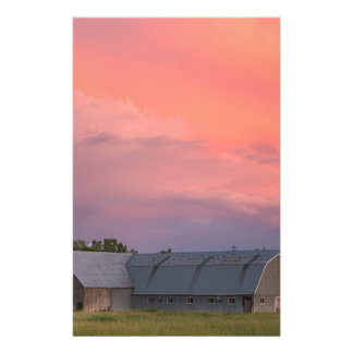 Lonely Barn Stationery