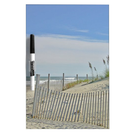 lonely beach dry erase whiteboards