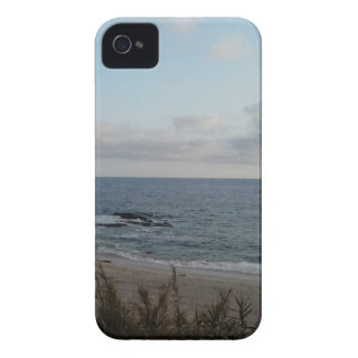 lonely beach iPhone 4 case