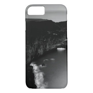 Lonely beach iPhone 7 case