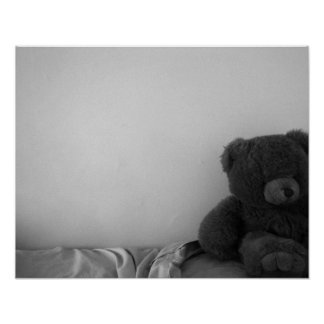 Lonely Bear poster