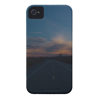 Lonely Bike Path iPhone 4 Case