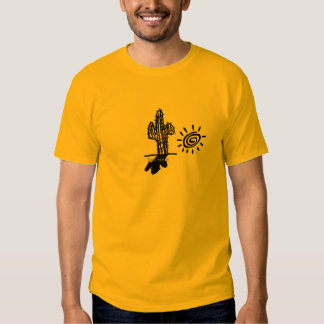 Lonely Cacti and Shadow T Shirts