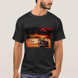 Lonely Desert Car T-Shirt