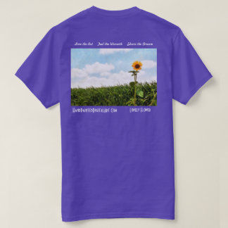 Lonely Flower T-Shirt