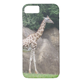 Lonely Giraffe iPhone 7 Case