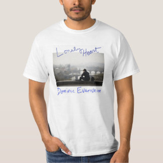 Lonely Heart Mens Value Tee
