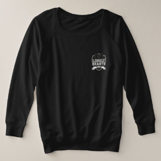 Lonely Hearts Club Plus Size Sweatshirt