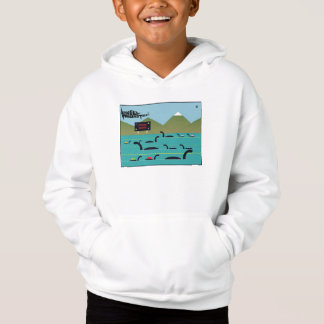 Lonely Monster School Run Hoodie