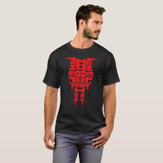 Lonely Monster Tribal Totem Red Logo T-Shirt