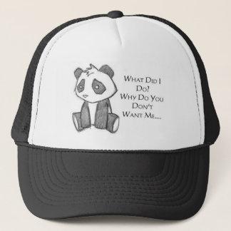 Lonely Panda Hat