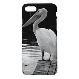 Lonely Pelican iPhone 7 Case