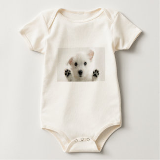Lonely Puppy Baby Bodysuit