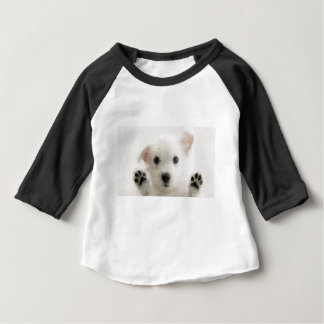Lonely Puppy Baby T-Shirt