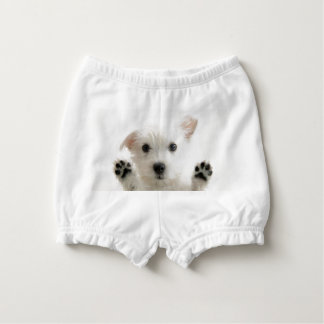 Lonely Puppy Diaper Cover