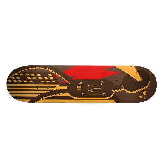 Lonely Robot Skateboards