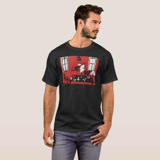Lonely Tower, living room T-Shirt