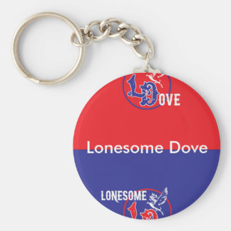 Lonesome Dove All the Swag You Need Basic Round Button Keychain