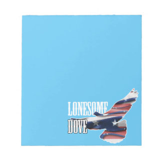 Lonesome Dove All the Swag You Need Notepad