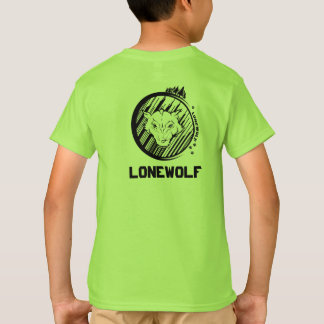 Lonewolf Kids' Hanes TAGLESS® T-Shirt