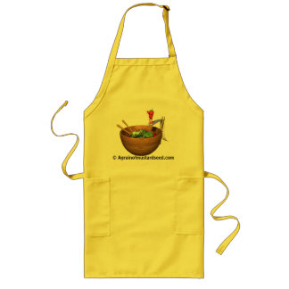 Long Apron chili bowl Agrainofmustardseed.com