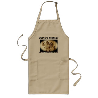 long APRON, Eddie Durham photo Long Apron