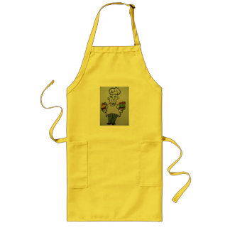 LONG APRON - EXPERIENCED CHEF