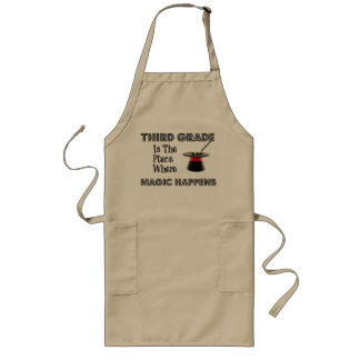 Long Apron ThirdGradeMagic