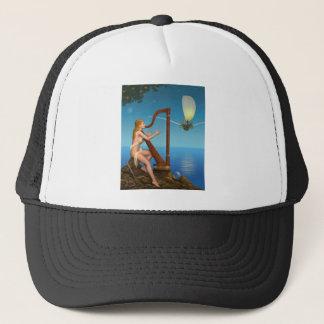 Long Awaiting Trucker Hat