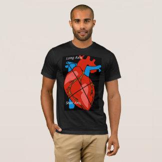 Long axis short axis T-Shirt