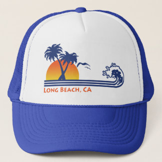 Long beach CA Trucker Hat