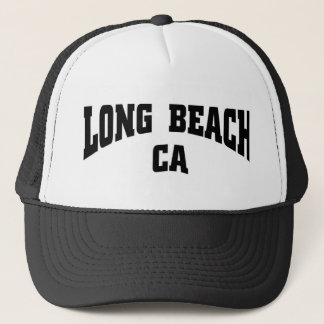 Long Beach Califorina Trucker Hat