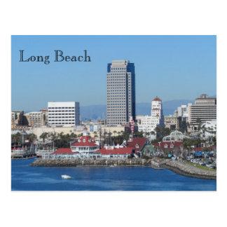 Long Beach, California Postcard