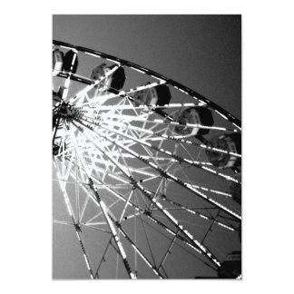 Long Beach Ferris Wheel Card