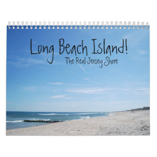Long Beach Island! Calendars