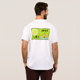 Long Beach Island, New Jersey 2017 T Shirt!!! T-Shirt